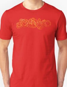 Doctor Who - The Doctor's name in Gallifreyan #2bis T-Shirt
