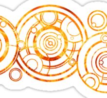 Doctor Who - The Doctor's name in Gallifreyan #2bis Sticker
