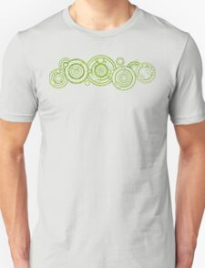 Doctor Who - The Doctor's name in Gallifreyan #3bis Unisex T-Shirt