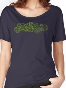 Doctor Who - The Doctor's name in Gallifreyan #3 Women's Relaxed Fit T-Shirt