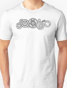 Doctor Who - The Doctor's name in Gallifreyan #1 T-Shirt