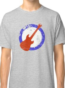 Guitar Mod Distressed Classic T-Shirt