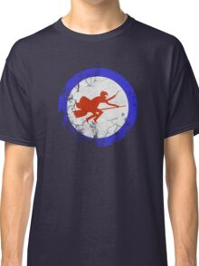 Ministry of Magic Air Force Insignia UK distressed Classic T-Shirt