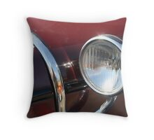"""Cowl Light"" Throw Pillow"