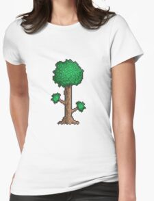 Terraria! Womens Fitted T-Shirt