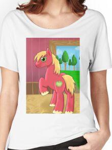 Big Macintosh Women's Relaxed Fit T-Shirt
