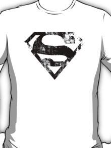 Faded Superman T-Shirt