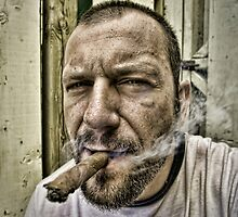 Smoker II by makbet666