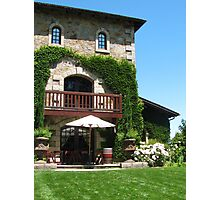 Old Winery  Photographic Print