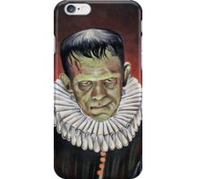 Renaissance Frankenstein iPhone Case/Skin