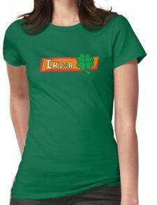 Irish Tee Womens Fitted T-Shirt
