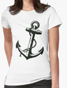 Dead Weight Womens Fitted T-Shirt
