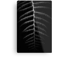 Leaf Signature Metal Print