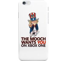 The Mooch Wants You iPhone Case/Skin