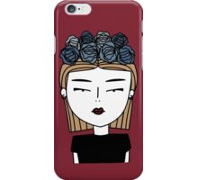 SHE: BORN TO DIE iPhone Case/Skin