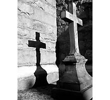 Dark Reminder Photographic Print
