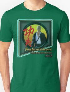 Kung Fu vintage 'aged' version T-Shirt