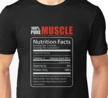 PURE MUSCLE, BABY! Unisex T-Shirt