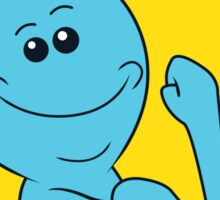 Meeseeks can do (sticker) Sticker