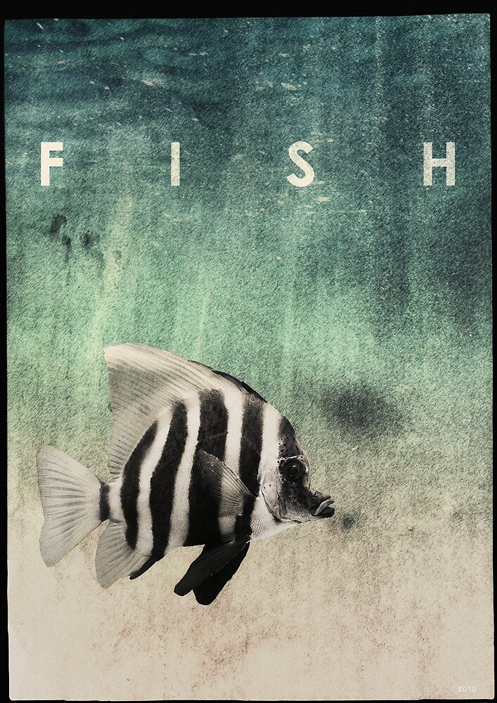 Fish by weirdbird