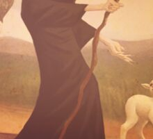 BioShock Infinite – The False Shepherd Seeks Only To Lead Our Lamb Astray Poster Sticker