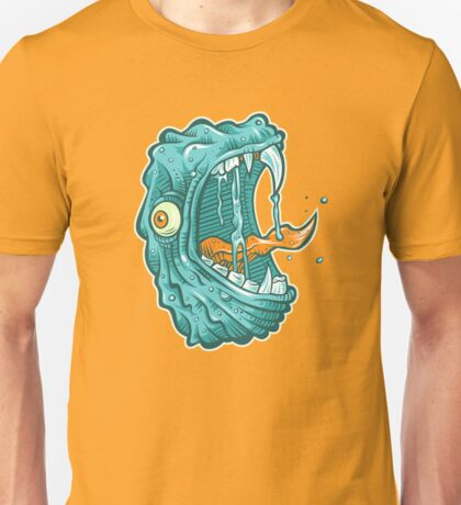 C is for Chompzilla Unisex T-Shirt