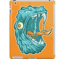 C is for Chompzilla iPad Case/Skin