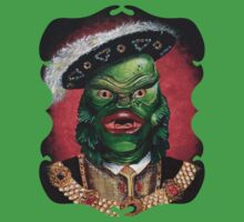 Renaissance Creature From The Black Lagoon Kids Clothes