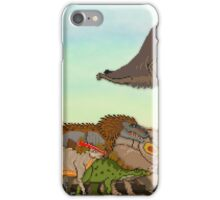 Mesozoic Procession iPhone Case/Skin