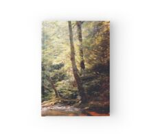 Autumn Morning Hardcover Journal