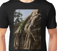 Ta Prohm Banyon Tree Roots Unisex T-Shirt