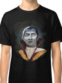 Renaissance Victorian Portrait - Dracula Classic T-Shirt