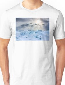 Icy Beach Unisex T-Shirt