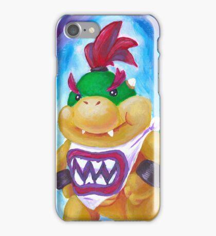 Bowser Jr iPhone Case/Skin