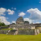 El Caracol, The Observatory at Chichén Itzá by Zane Paxton
