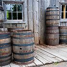 Roll Out the Barrels by Marge Litvinskas