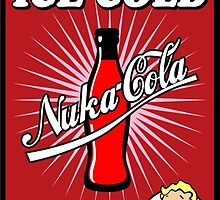 nuka cola - fallout by makelele888