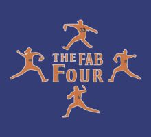 The Fab Four by Christopher Gamez