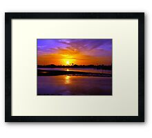 Majesty as of the Nile Framed Print