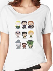 LOTR Women's Relaxed Fit T-Shirt