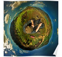 The Yorkshire Dales - Planet Poster