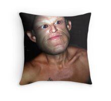 The Egg Man goo goo g'joob Throw Pillow