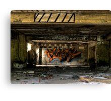 Graf Brah Canvas Print