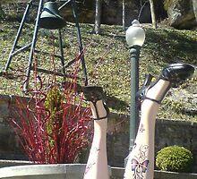 Legs on Basin by WilsonMac