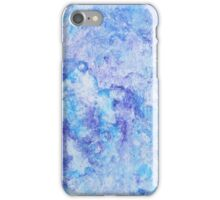 Purple and Blue Galaxy iPhone Case/Skin