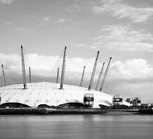 O2 Arena, London by Davide Anastasia