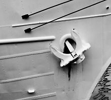 Anchor B&W #1 by Charles Plant