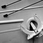 Anchor B&amp;W #2 by Charles Plant