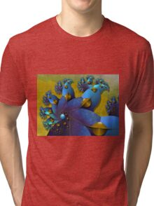Travelling in the Tropics Tri-blend T-Shirt