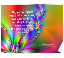 Happy Marriages Poster